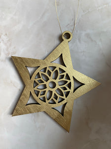 Star Ramadan Ornament Ramadan Decoration