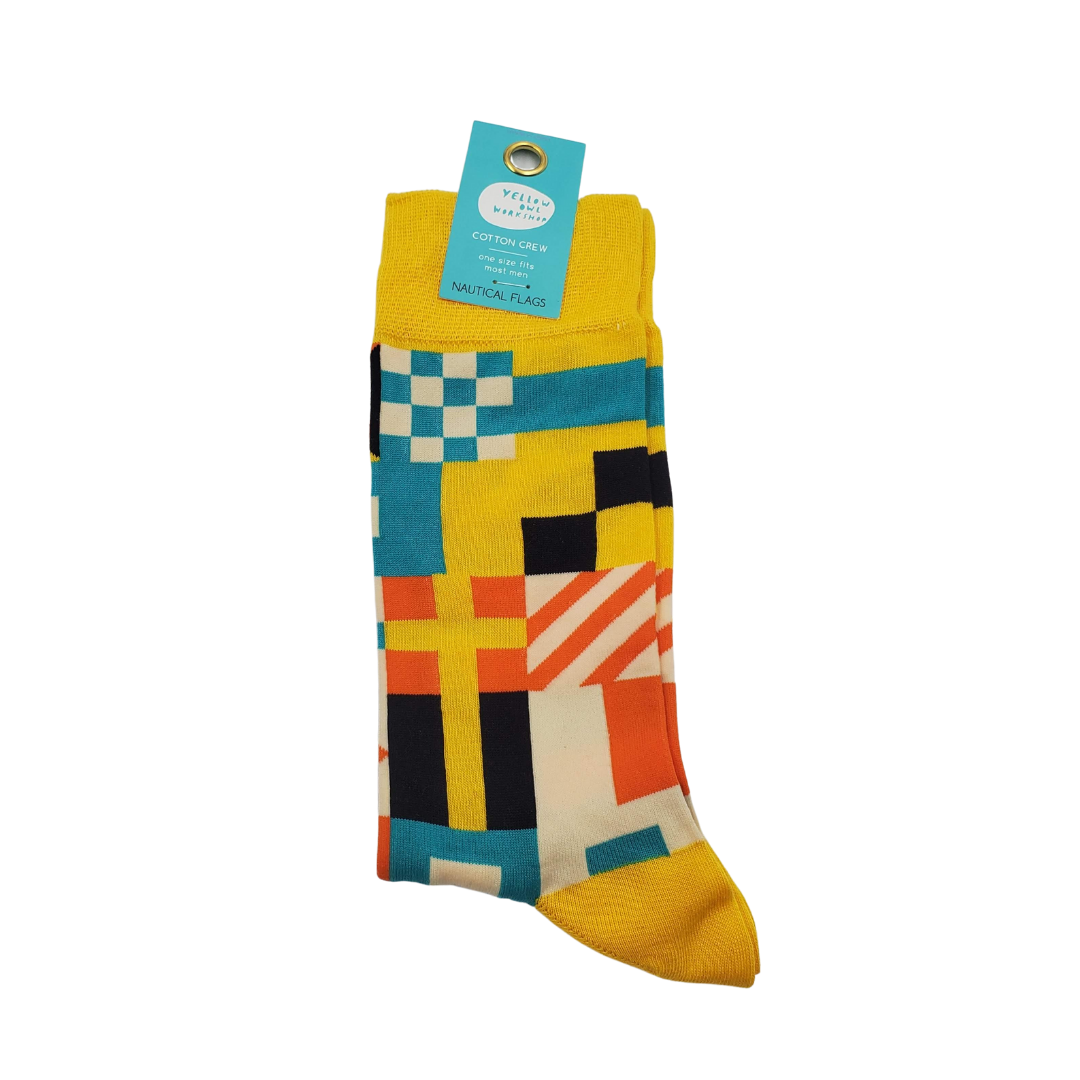 Yellow Owl - Various Socks