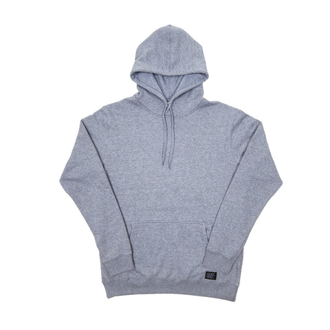 Banks Hood - Grey Marle