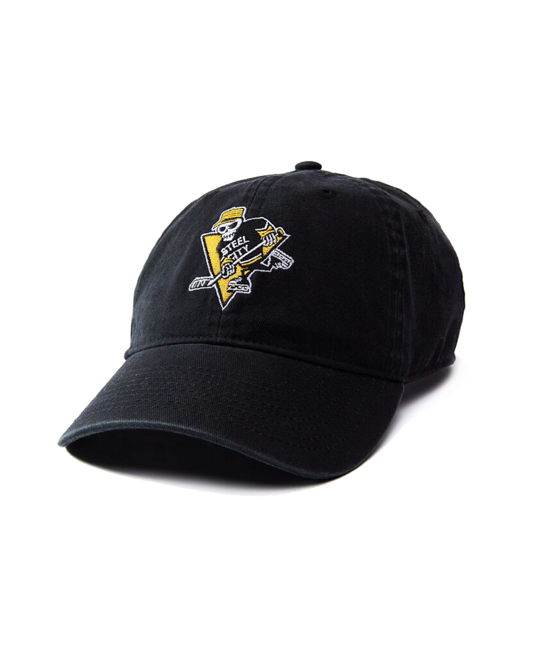 Comeback Kid Hockey Strapback Hat