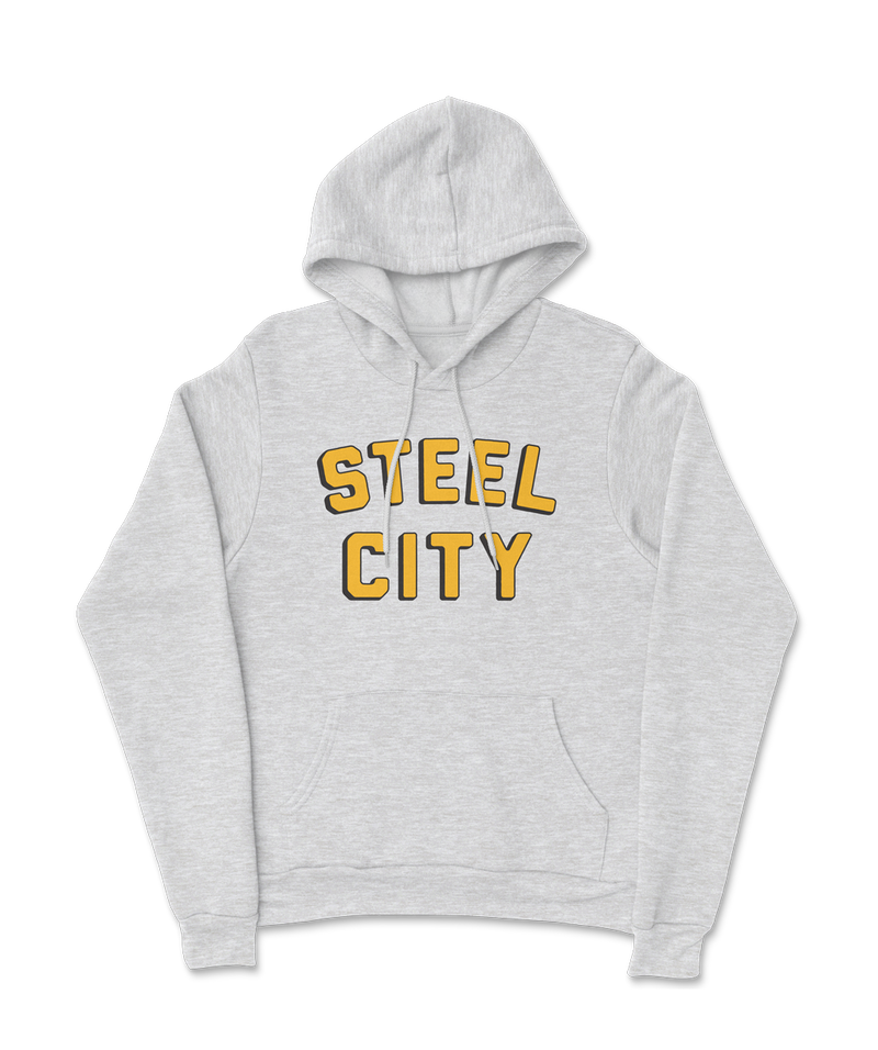 Game Day Pullover Hoodie - Away - Steel City