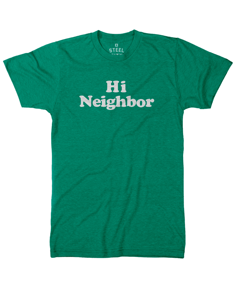 Hi Neighbor - Steel City