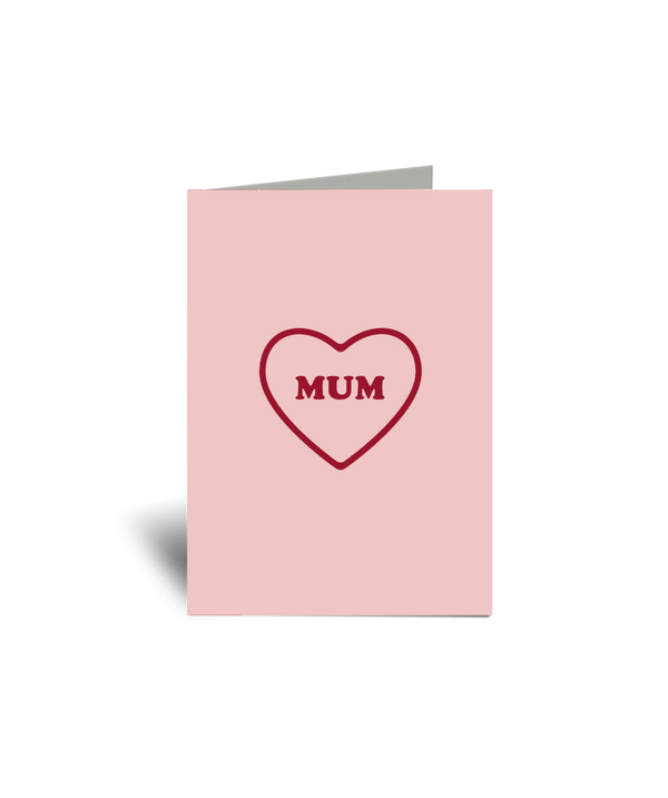 Mum Card - Steel City