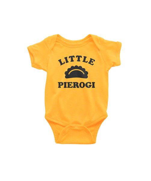Pierogi Onesie - Yellow - Steel City