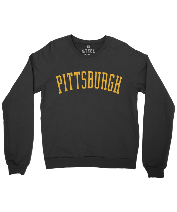 Pittsburgh Crewneck - Steel City