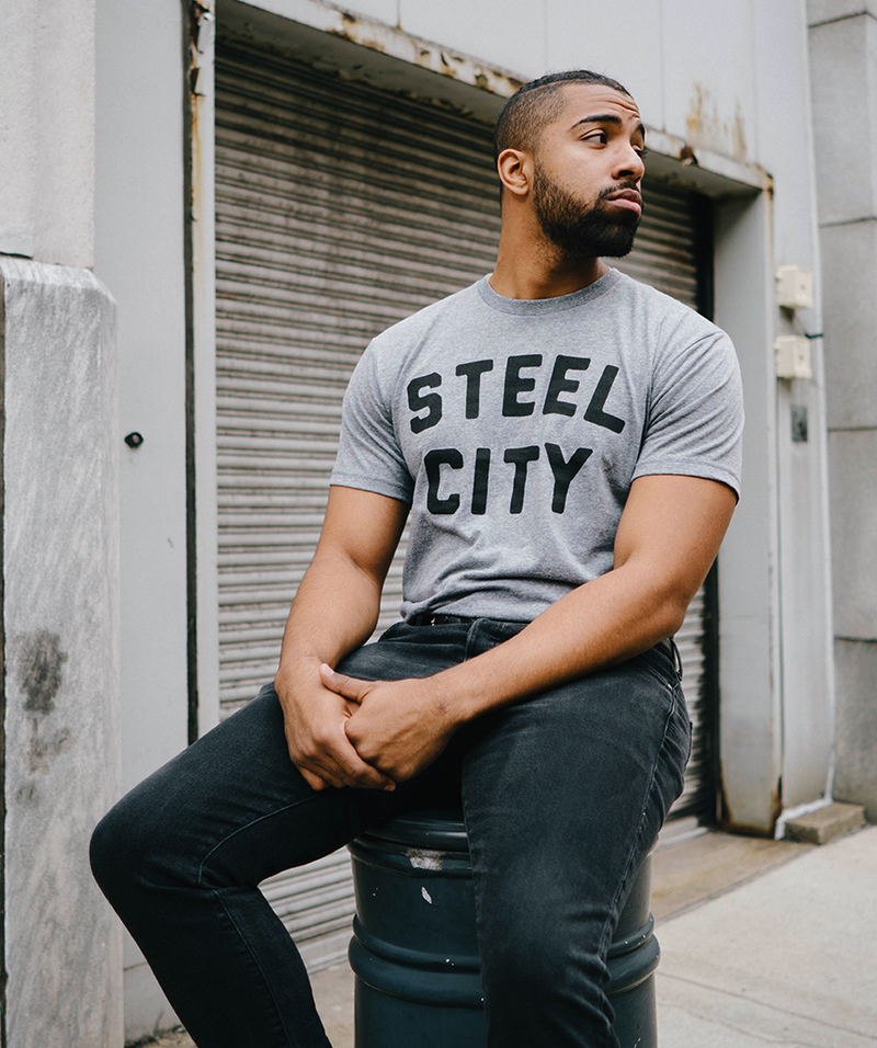 Steel City Logo - Gray - Steel City