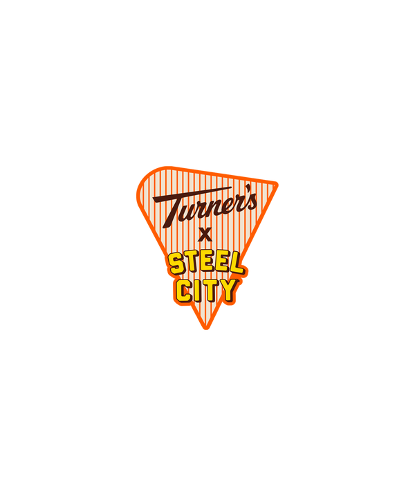 Turner's x Steel City Sticker
