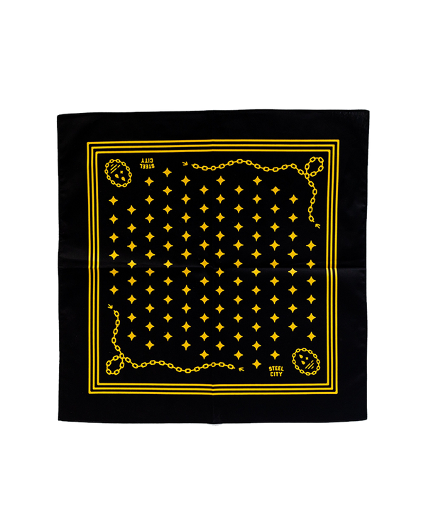 Steel City Bandana