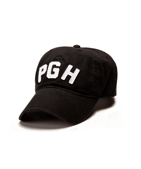 PGH Strapback Hat - Steel City