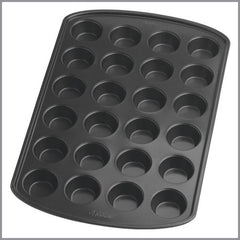 Wilton - Molde para Mini Muffins o Cupcake de 24 cavidades | Art and Craft Shop