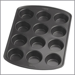 Wilton - Molde para Mini Muffins o Cupcake de 12 cavidades | Art and Craft Shop