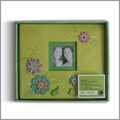 Scrapbook Sparkly Sweet Flower | Art and Craft Shop