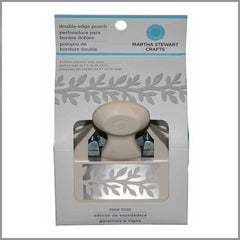 Martha Stewart Crafts - Punch para bordes dobles - Adorno de enredadera | Art and Craft Shop