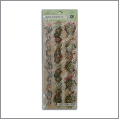 Bordes adhesivo Multicapa - 3 unid Animales | Art and Craft Shop