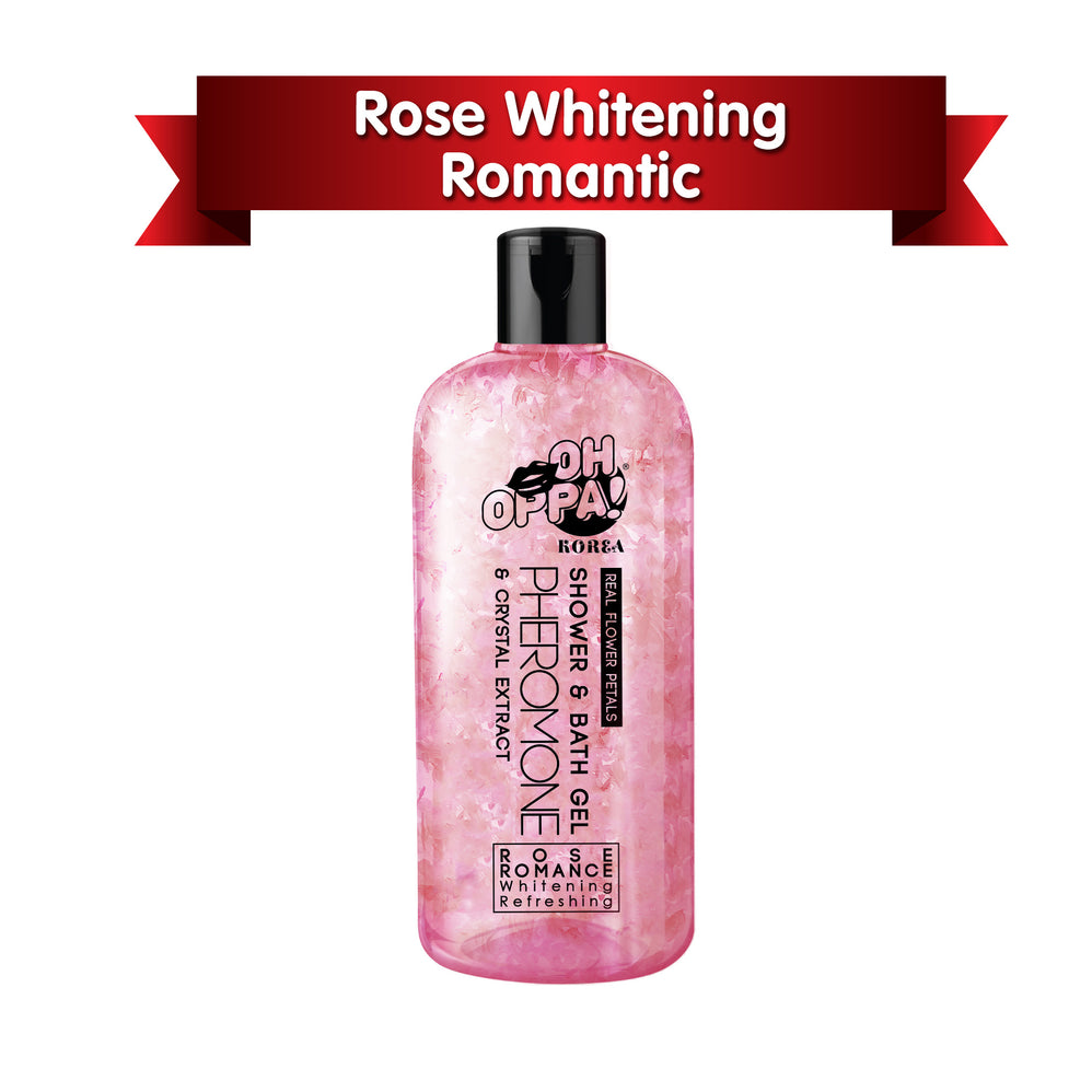 Oh Oppa Pheromone Rose Whitening Refreshing 300ml