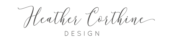 Heather Corthine Design