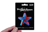 Your Star Forever Gift Card