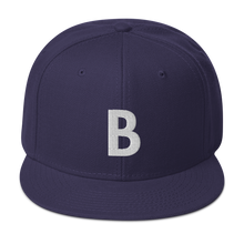 Load image into Gallery viewer, Snapback Hat #BARRICATI