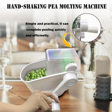 Load image into Gallery viewer, Pea Peeling Machine