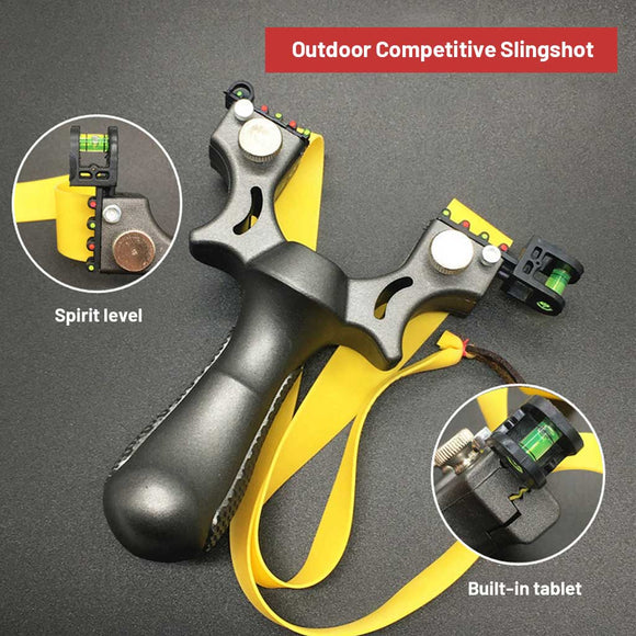 Outdoor Competitive Slingshot