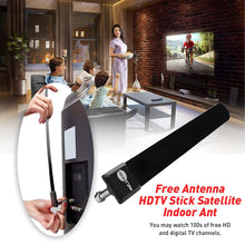 Load image into Gallery viewer, Free Antenna HDTV Stick Satellite Indoor Ant