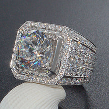 Load image into Gallery viewer, Men's Diamond Ring