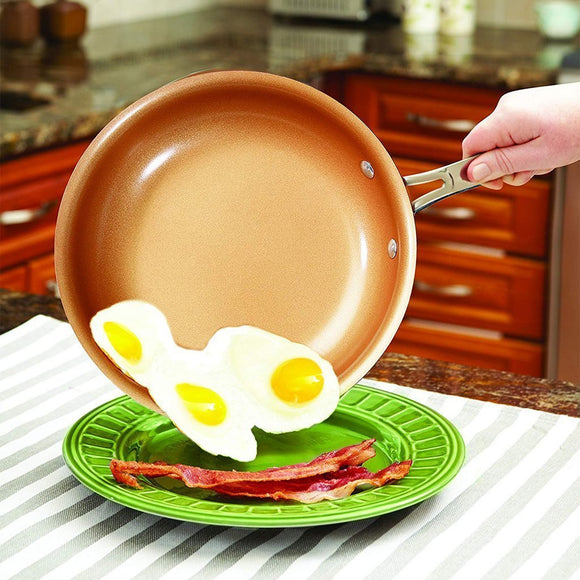 Non Stick Copper Pan