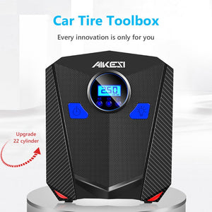 Car Tire Toolbox
