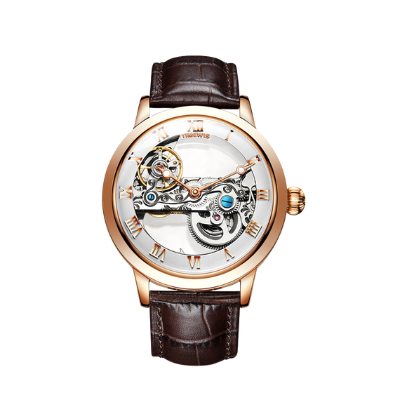 TIMEWIS hollow mechanical watch