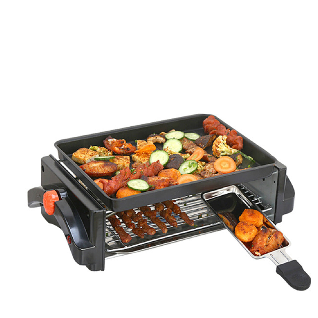 Top Level Smokeless Electric Grill