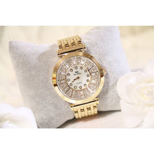 Load image into Gallery viewer, Diamond Inlaid High Quality Quartz Watch