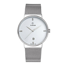 Load image into Gallery viewer, Men's Stainless Steel Mesh Belt Watch