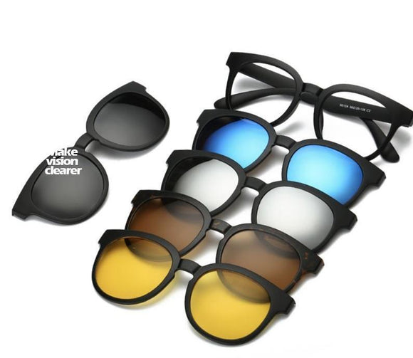 5 in 1 Sunglasses