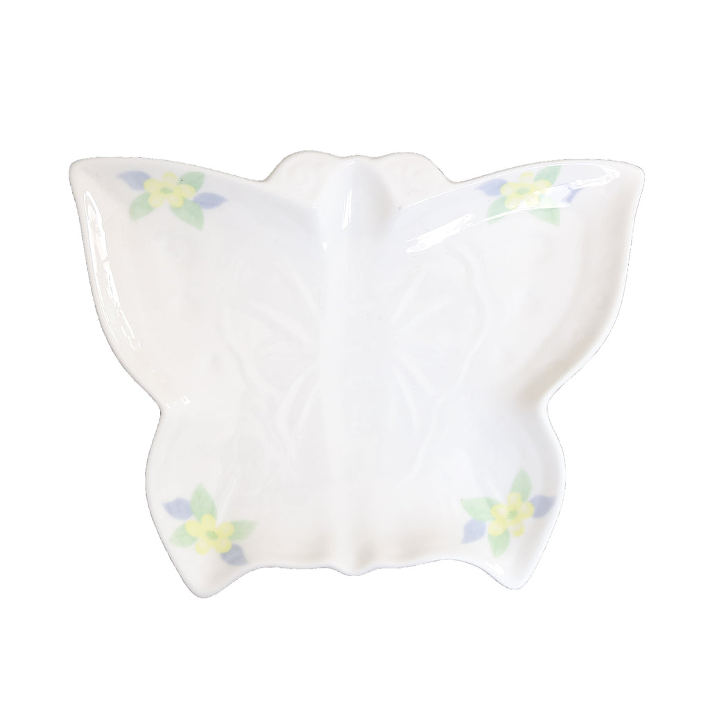 BUTTERFLY SHAPED PLATE
