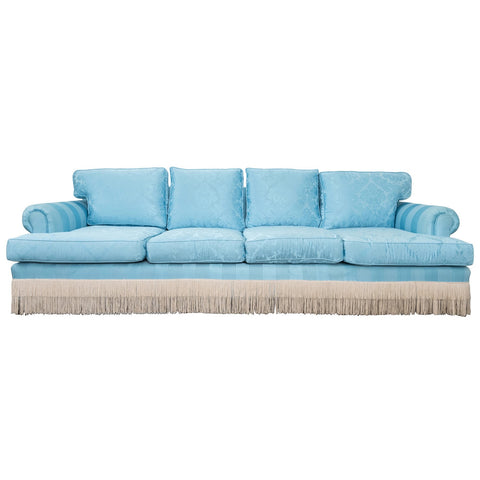 LARGE CLASSIC VINTAGE SOFA