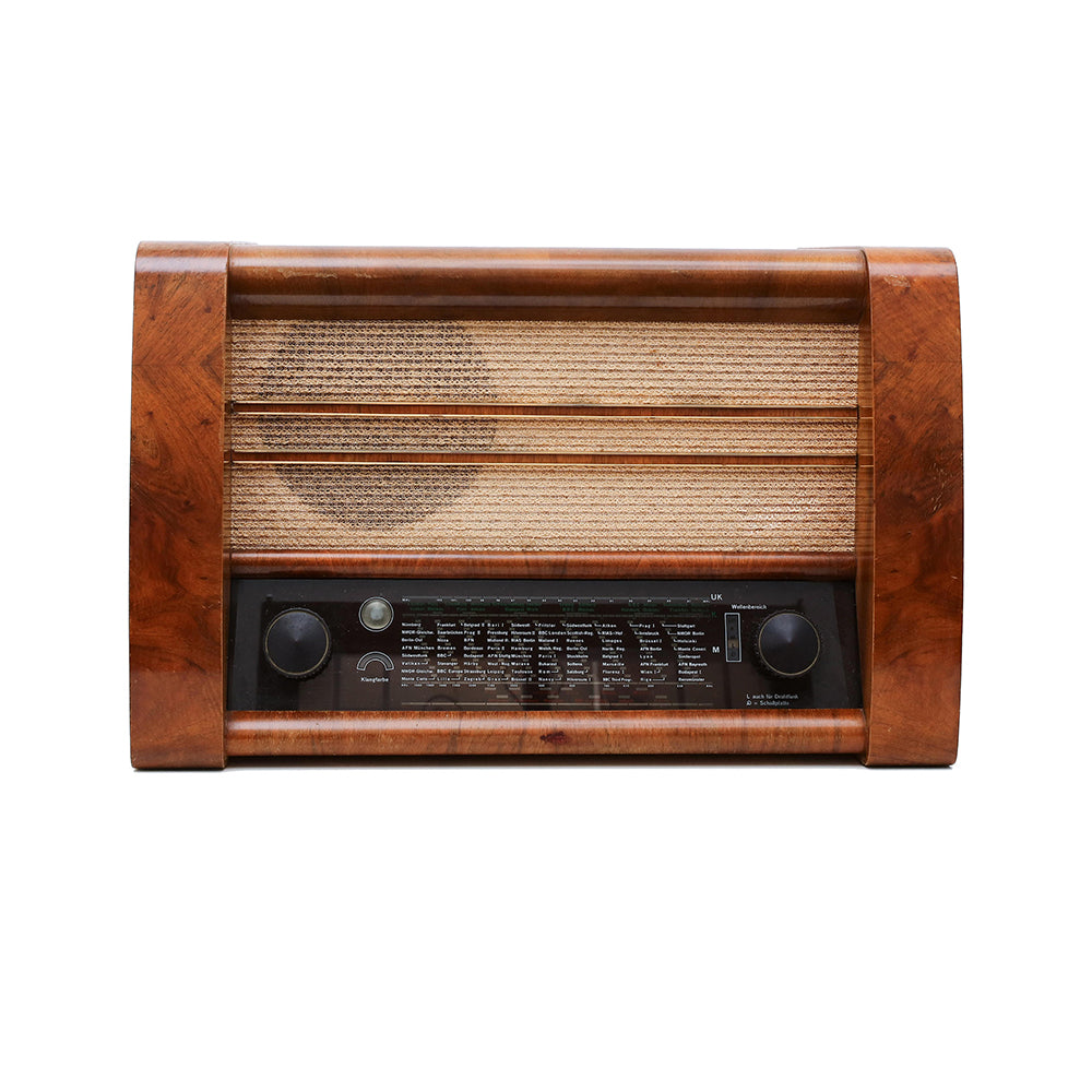 ART DECO VINTAGE RADIO