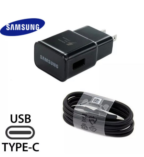 Samsung Wall Charger + TYPE-C Cable (Fast Charging)