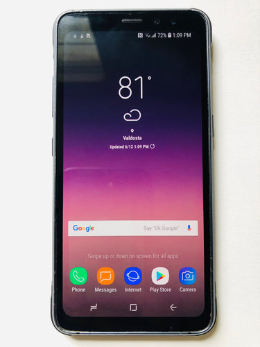 Samsung Galaxy S8 Active 64gb - GSM Unlocked