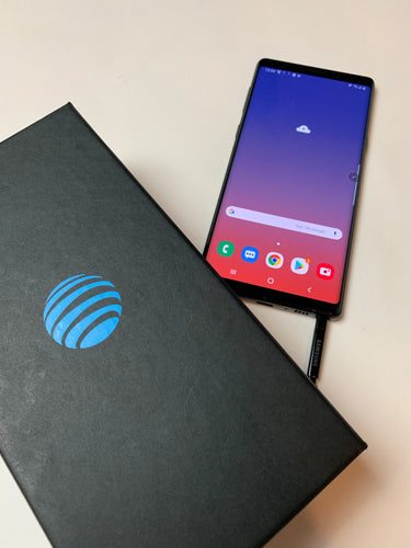 Samsung Galaxy Note 9 128gb - AT&T (Cricket/Straight Talk)