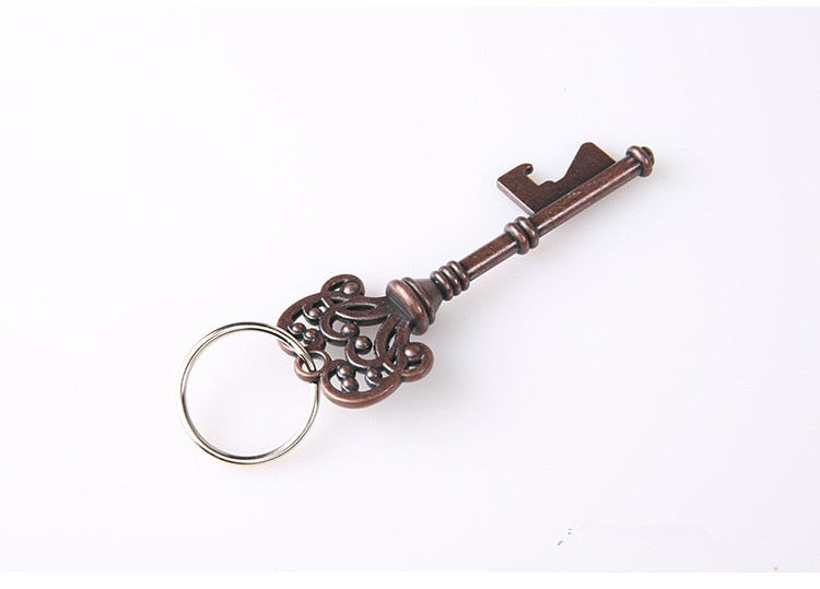 Retro Mini Bottle Openers Portable Key Steel Bottle Openers Beer Wine