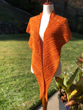 Golden Gate Park Shawl Kit