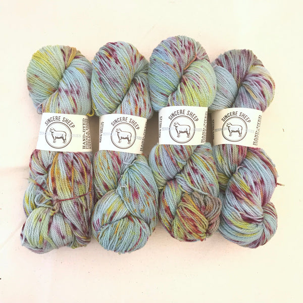 Speckled Yarn Club!