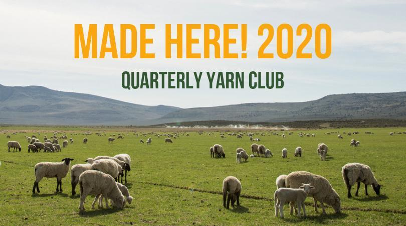 Sincere Sheep yarns at For Yarn's Sake