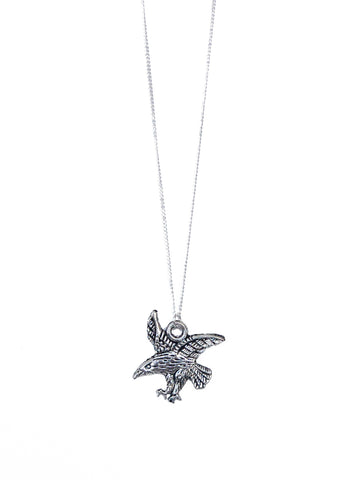 Silver Bird / Eagle Necklace