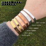 "Billie Eilish ""When We All Fall Asleep Where Do We Go"" Bracelet"