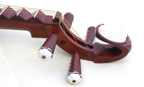 Buy Concert Grade Rosewood Pipa Instrument With Accessories