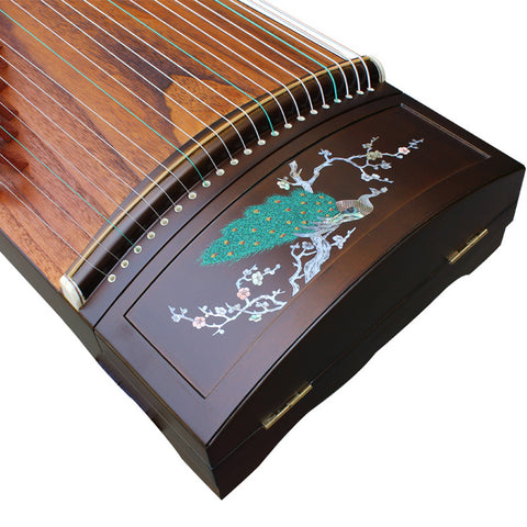 Buy Concert Grade Nanmu Guzheng Instrument Chinese Zither Zheng