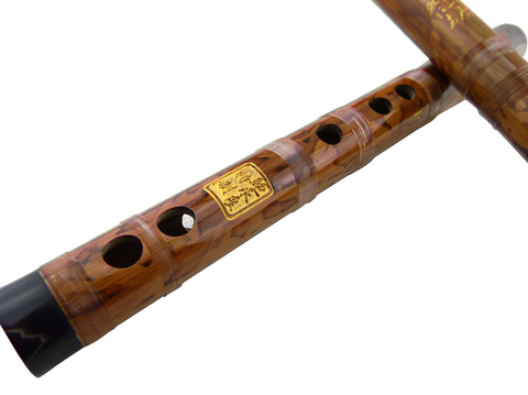 Buy Master Made Chinese Bitter Bamboo Flute Dizi Instrument With Accessories