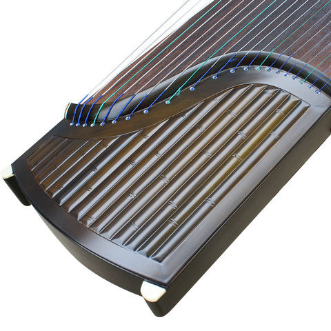 Buy Concert Level Nanmu Guzheng Instrument Chinese Zither Zheng