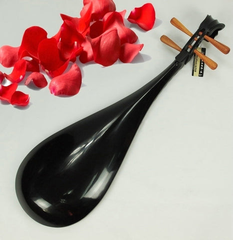 Buy Professional Level Chinese Lute Pipa Instrument With Accessories